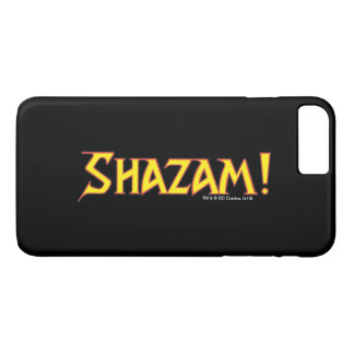 Amarillo/rojo del logotipo de Shazam Funda Para iPhone 8 Plus/7 Plus