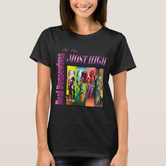 Amas de casa reales del más alto camiseta