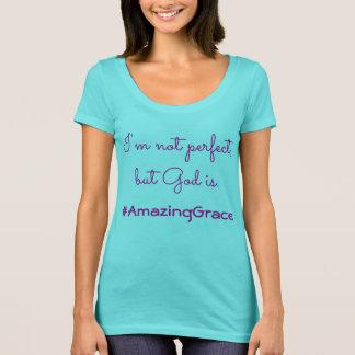 #AmazingGrace Camiseta