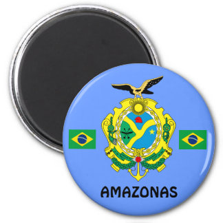 Amazonas, imán Imå das Amazonas del estado del