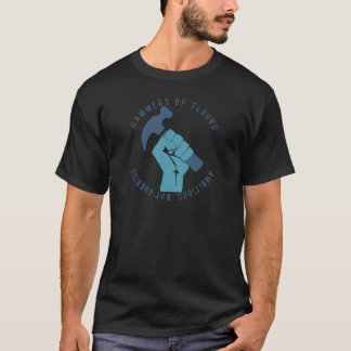 Ambicioso pero desperdicios camiseta
