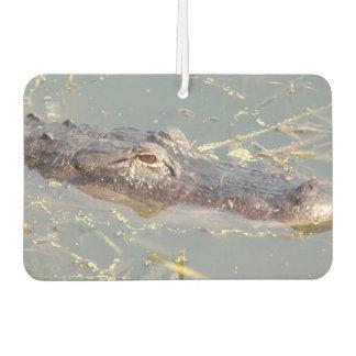 Ambientador Aire Freshner del cocodrilo americano