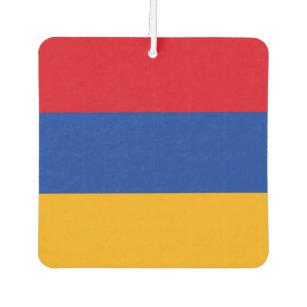 Ambientador Bandera armenia