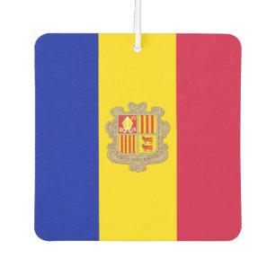 Ambientador Bandera de Andorra