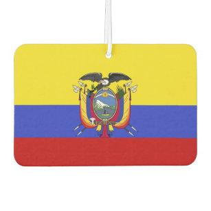 Ambientador Bandera de Ecuador