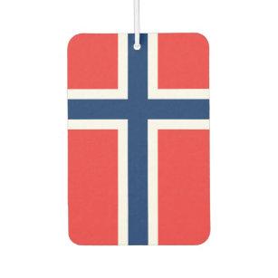 Ambientador Bandera de Noruega (noruego)