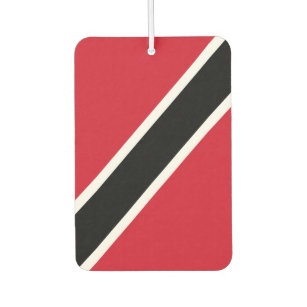 Ambientador Bandera de Trinidad y Tobago