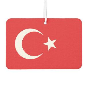 Ambientador Bandera de Turquía