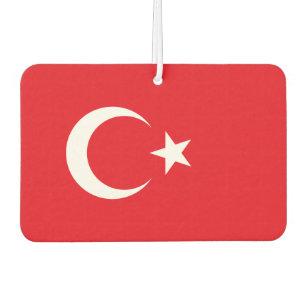 Ambientador Bandera nacional de Turquía