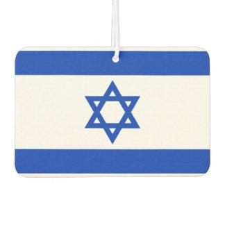 Ambientador Bandera nacional del mundo de Israel