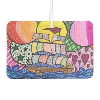 Ambientador Barco del amor