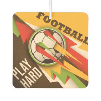 Ambientador Bola del deporte del fútbol del fútbol del fuego