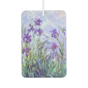Ambientador Claude Monet - Lilac Irises / Iris Mauves