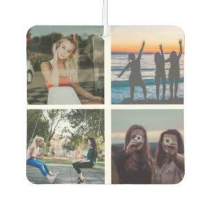 Ambientador Collage de la foto del regalo de los amigos del