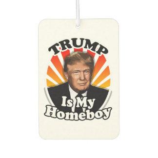Ambientador Donald Trump retro es mi Homeboy para el