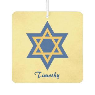 Ambientador Estrella de David judía