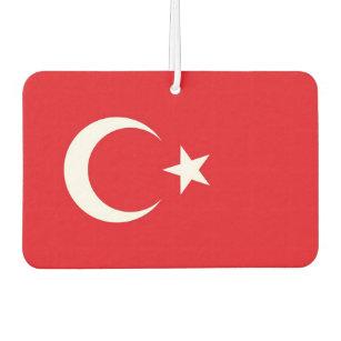 Ambientador Fresqueros con bandera de Turquía