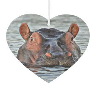 Ambientador hipopótamo