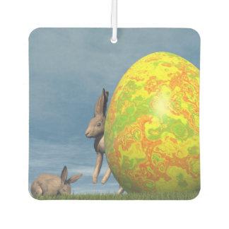 Ambientador Huevo de Pascua - 3D rinden