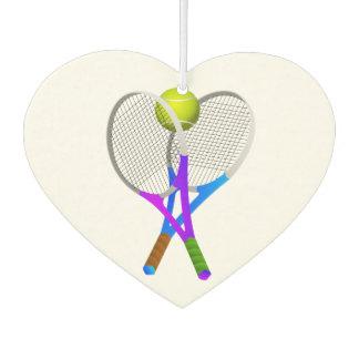Ambientador Pelota de tenis y estafas