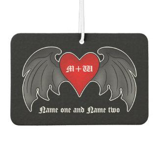 Ambientador Tarjetas del día de San Valentín románticas del