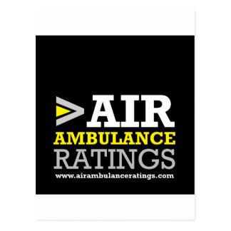 Ambulancia aérea y grados Medical Flight Company Postal