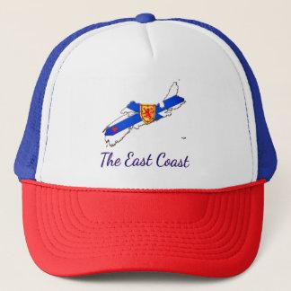 Ame el gorra de Nueva Escocia de la costa este