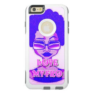 Ame mi para el caso más de Otterbox del iPhone 6 Funda Otterbox Para iPhone 6/6s Plus