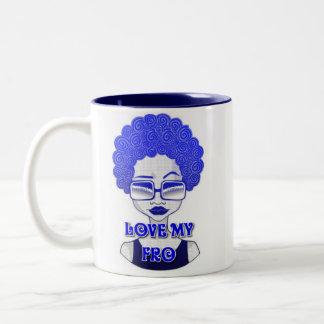 Ame mi para la taza