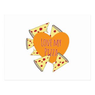 Ame mi pizza postal