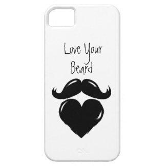 Ame su barba funda para iPhone SE/5/5s