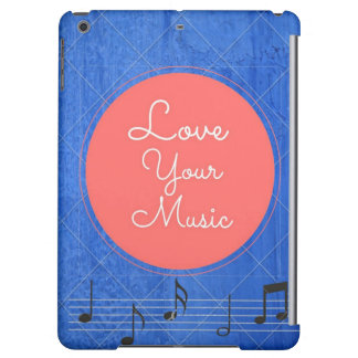 ame su caja del aire del ipad de la música