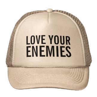 Ame su gorra de los enemigos