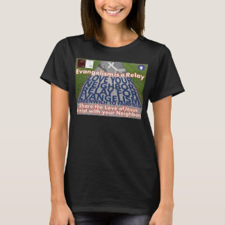 Ame su relevo vecino para la camiseta de la