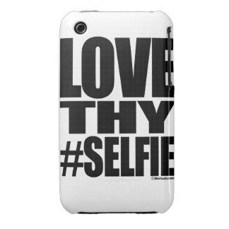 AME THY SELFIE Case-Mate iPhone 3 COBERTURA