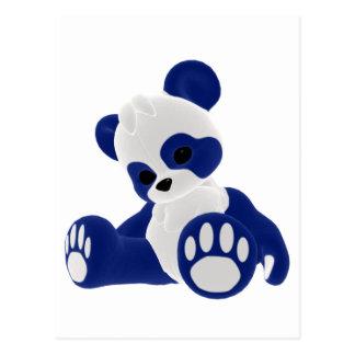 ¡Ame una panda! Postal