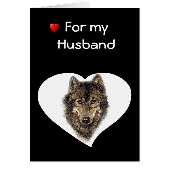 Ame y aprecie a la tarjeta del día de San Valentín