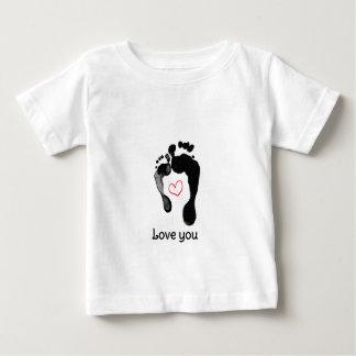 Ámele Camiseta De Bebé