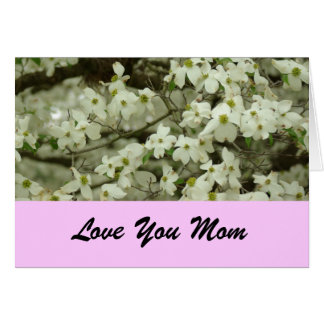 Ámele tarjeta de la mamá