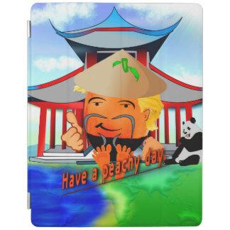 Amelocotonado en China Cover De iPad