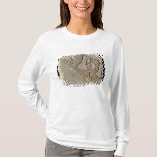 Amenophis IV con los babuinos, nuevo reino Camiseta