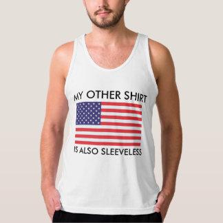 América Camiseta De Tirantes