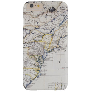 AMÉRICA COLONIAL: MAPA, c1770 Funda Barely There iPhone 6 Plus