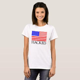 América cortó la camiseta de la bandera