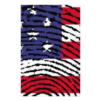 América Folleto 14 X 21,6 Cm