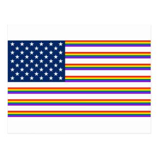 América gay postal