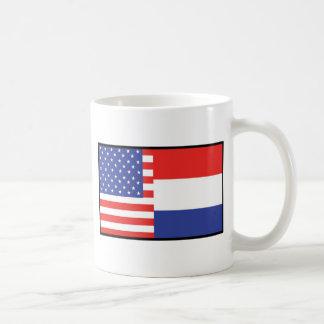 América Holanda Taza De Café