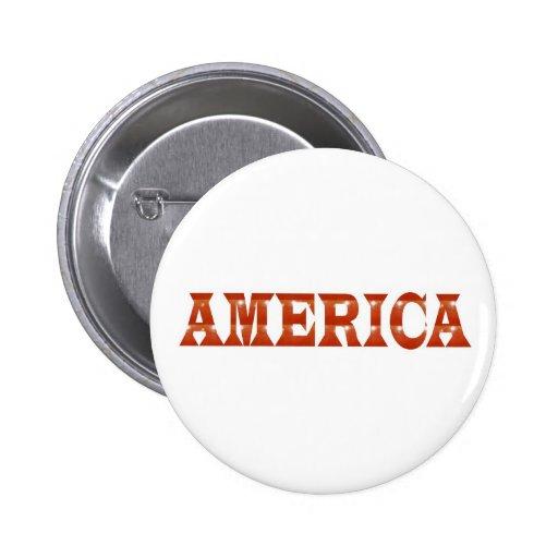 América los E.E.U.U. americanos: BARATO bajo artís Pin