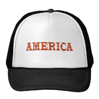 América los E.E.U.U. americanos: BARATO bajo Gorras