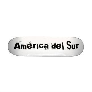 América Monopatín 19,6 Cm